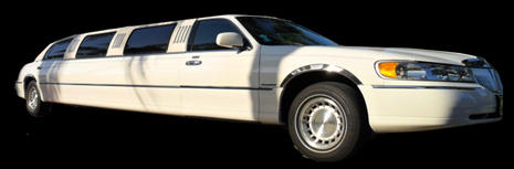 White Lincoln Limos in Orlando